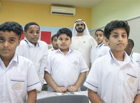 Dubai ruler commits to investing in UAE's younger generation