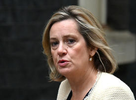 Amber Rudd quits Johnson's cabinet with ferocious attack on his leadership, strategy