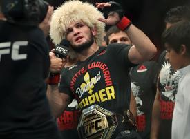 Khabib Nurmagomedov a 'huge' boost for UFC's Middle East business, says executive VP