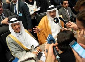 New Saudi oil minister endorses production cuts