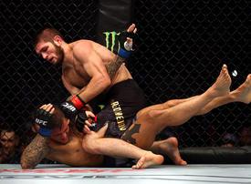 Khabib Nurmagomedov's Abu Dhabi win underlines Russian fighters' growing hold on UFC