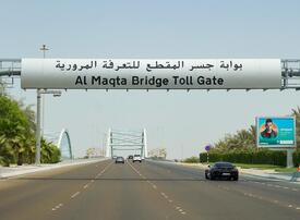 Three-month grace period announced for Abu Dhabi road tolls
