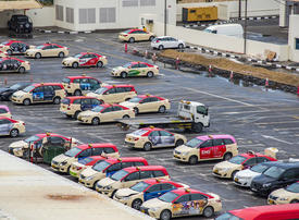 Dubai's RTA bolsters taxi fleet at Dubai's airports