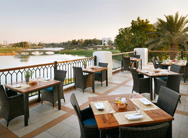 Book the Address Montgomerie for the ultimate retreat to a golfer's paradise