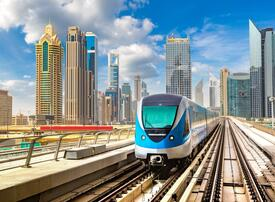 Over 2 million Dubai commuters use public transport on New Year's Eve
