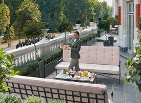 Review: Mandarin Oriental Hyde Park London