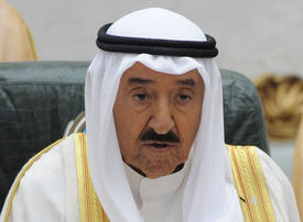 Kuwait emir says Gulf dispute unacceptable, must be resolved