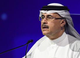 Saudi Aramco CEO hits out at lack of resolve over attacks
