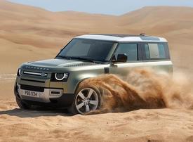 Gallery: Jaguar Land Rover unveils revamped Defender sport utility vehicle