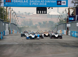 Formula 1 said to chase $65m deal for first Saudi race