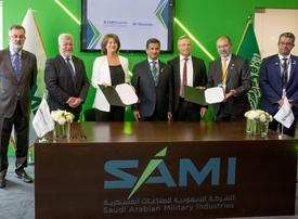Saudi defence JV inks $990m deal with Spanish shipbuilder