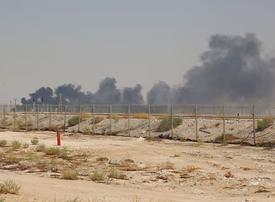 Kuwait investigates drone sighting following attacks on Saudi Aramco