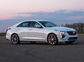Gallery: 2020 Cadillac CT4 sport-luxury sedan