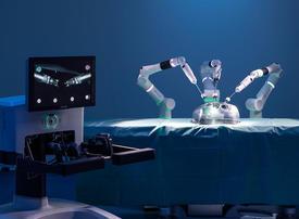 Video: Robotic surgeons will bring 'revolution'