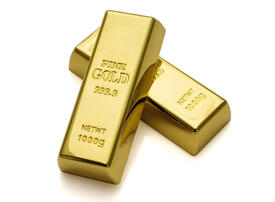 Gold prices steady after two-day gain