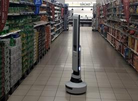 Meet Tally, the UAE's first retail robot employee