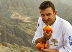 Prince Harry royal wedding chef signs up to Omani resort event