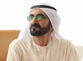 Sheikh Mohammed: why the word impossible is 'void' in the UAE