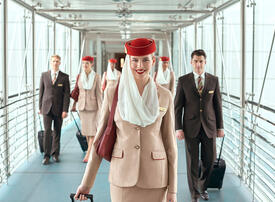 Emirates said to ask pilots, cabin crew to take unpaid leave amid coronavirus pandemic