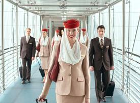 Emirates airline launches recruitment drive for Emirati cabin crew