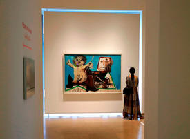 Gallery: Picasso exhibition at the Sursock Museum in Beirut
