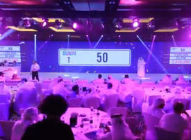Dubai number plate sells for over $664,000 at auction