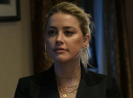 Actress Amber Heard speaks out about Marsha Lazareva case in Kuwait