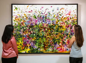 Video: How two companies dominate the $67 billion art world