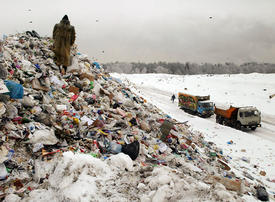 Gulf wealth funds eyeing profit in Russia's waste-disposal revolution