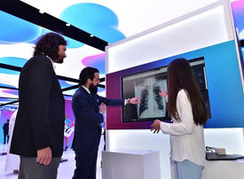 Gitex 2019: Du highlights its use of AI solutions in healthcare