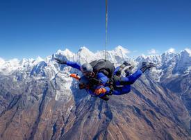The $25,000 alternative to climbing Mount Everest