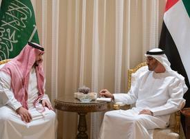 Saudi, UAE talk military cooperation after Yemen rebel truce offer