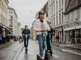 E-scooter sharing firm Tier raises $60m led by UAE's Mubadala