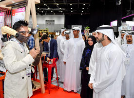 Gallery: Gitex Technology Week 2019 opens in Dubai