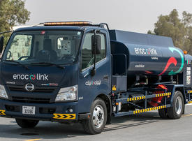 Dubai's Enoc Group launches fuel delivery service for businesses