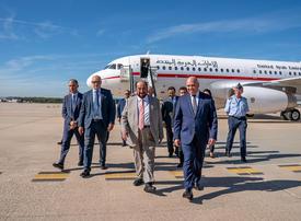 Gallery: Sharjah Ruler arrives in Madrid for state visit
