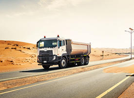 Sensors on Dubai's roads to stop heavy vehicles and improve safety