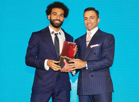Mo Salah, Sheikha Hoor Al Qasimi win top honours at GQ Middle East awards