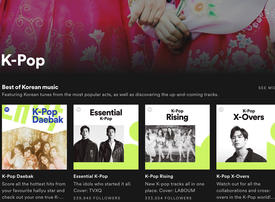K-pop stars BTS leading Spotify hit lists in UAE and Saudi