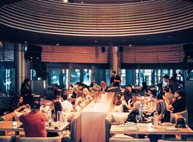 Review: Armani Dubai's newest restaurant 3BK