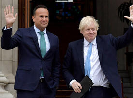 UK and Irish leaders to meet in bid to break Brexit stalemate