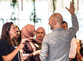 Creative Mornings breakfast-lecture series gets ready to celebrate six years in Dubai