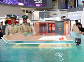 Gallery: Dubai's first floating Smart Police Station