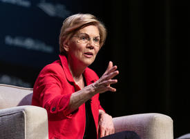 Elizabeth Warren to beat Trump in 2020 US election, says economist who foresaw Brexit