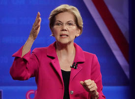US is 'not ready' for Elizabeth Warren, it needs someone like Thatcher - Scaramucci