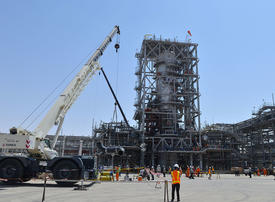Saudi Aramco showcases oil-attack recovery though damage remains