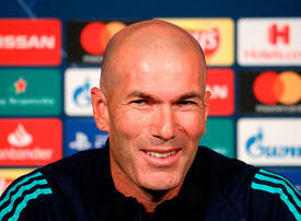 Real Madrid manager Zinedine Zidane, Clarence Seedorf to speak at AI conference in Dubai