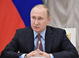 Oil, Iran top agenda as Vladimir Putin visits Saudi Arabia