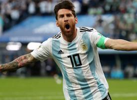 Messi strikes as Argentina beat Brazil in Riyadh