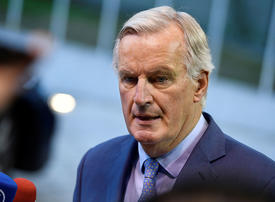 EU Brexit negotiator Michel Barnier says deal 'possible this week'
